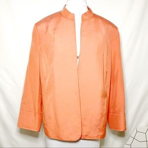 Valery Stevens Orange Blazer 20W